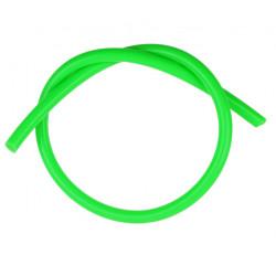 Furtun siliconic vacuum 4mm, verde