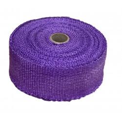 Bandă termoizolantă evacuare, violet, 50mm x 10m x 1mm