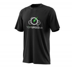 T-shirt TOPSPEED black