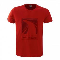 Tricou Circuit Paul Ricard - Bărbați - Roșu
