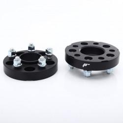 Set 2buc distanțiere JAPAN RACING (CU PREZON) - 15mm, 5x114.3, 60,1mm