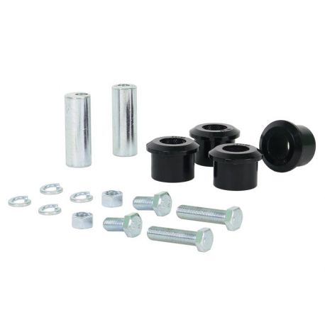 Whiteline Control arm - inner and outer bushing (camber/toe correction) pentru CHEVROLET, OPEL, VAUXHALL   race-shop.ro