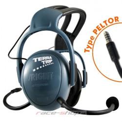 Terratrip căști audio pentru centrale professional PLUS