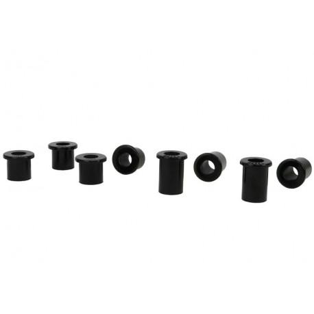 Whiteline Spring - eye rear and shackle bushing pentru TOYOTA | race-shop.ro