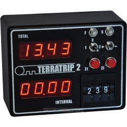 Terratrip Tripmaster computer 2 retro