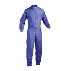 Combinezon mecanici OMP albastru SUMMER/CHILD