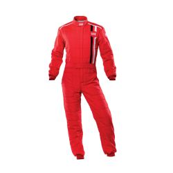 Combinezon FIA OMP CLASSIC roșu