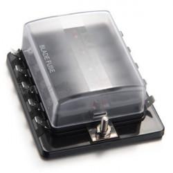 Cutie de siguranțe (box) cu LED
