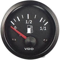 Ceas indicator VDO nivel combustibil - Seria cockpit Vision