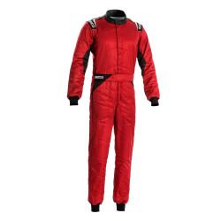 Combinezon FIA Sparco Sprint R566 red/black