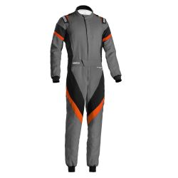 Combinezon FIA Sparco Victory gray/black/orange