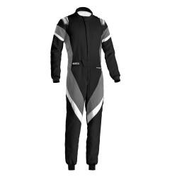 Combinezon FIA Sparco Victory black/gray/white