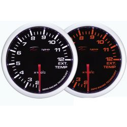 Ceas indicator EGT DEPO Racing - seria WA 60mm