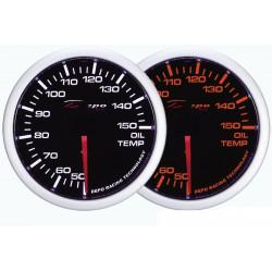 Ceas indicator temperatură ulei DEPO Racing - seria WA 60mm