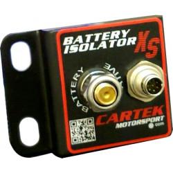 Comutator electric autobaterie Cartek XS FIA omologare (doar unitatea)